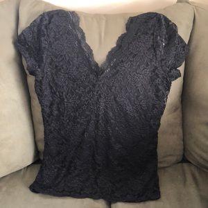 Black Lace Sexy Shirt! 💋🖤
